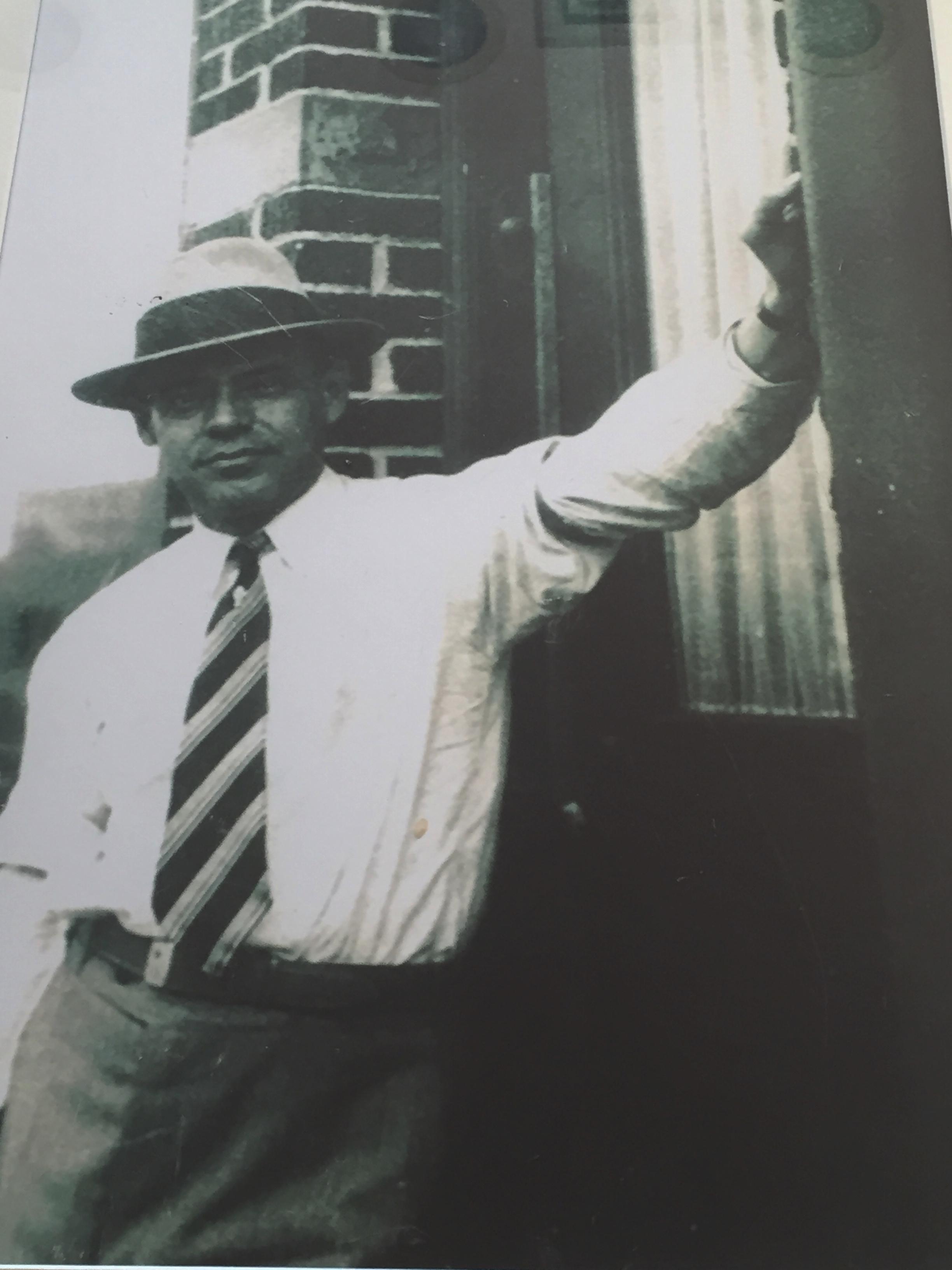 Vincent Paul DeLazzero - President & C.E.O. 1904 - 1973