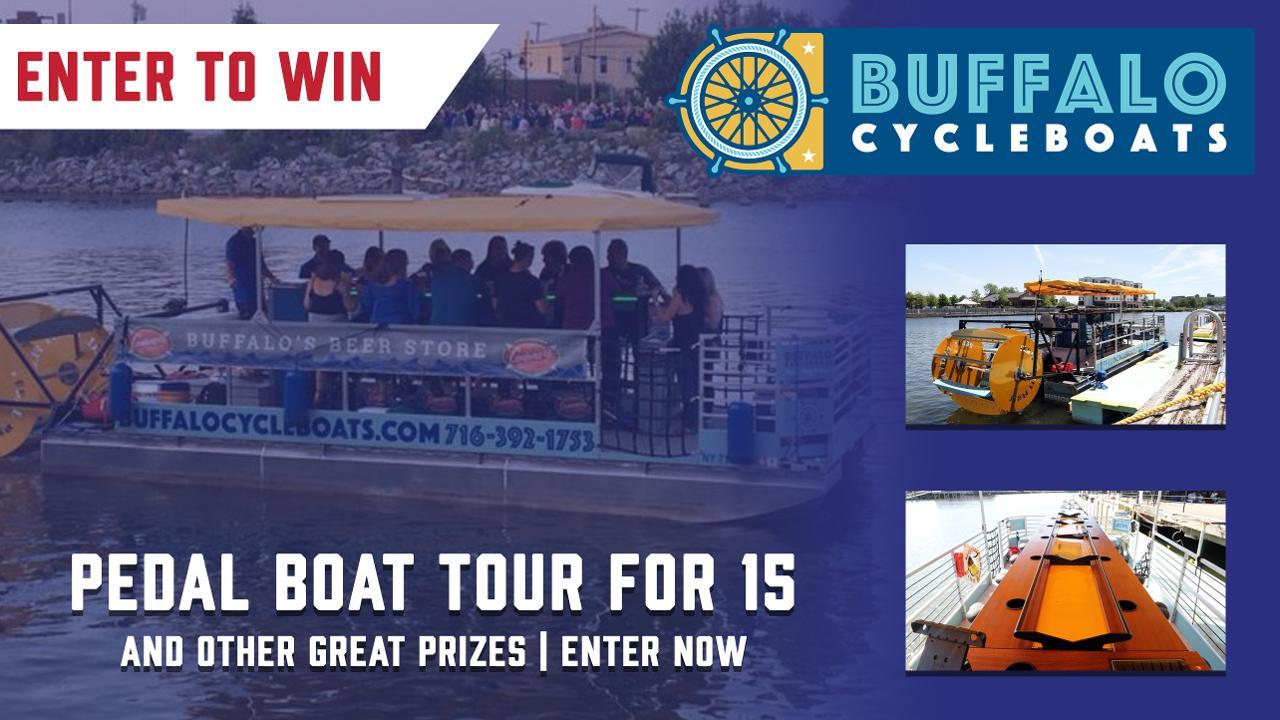 Buffalo Pedal Tours