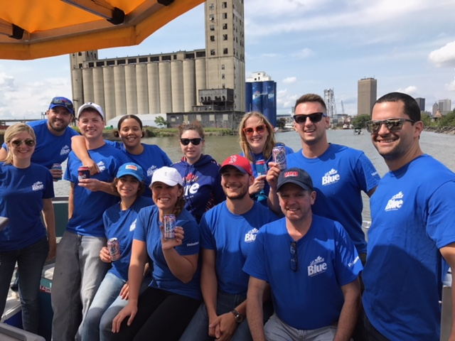 Corporate Outing Pedal Boat Tour