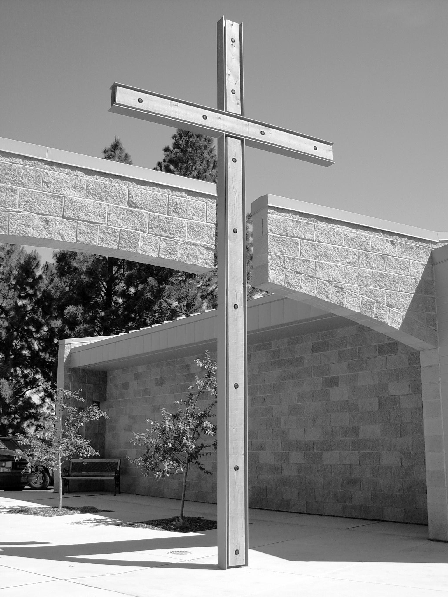 Sisters of Mt. Carmel Monestary cross.jpg