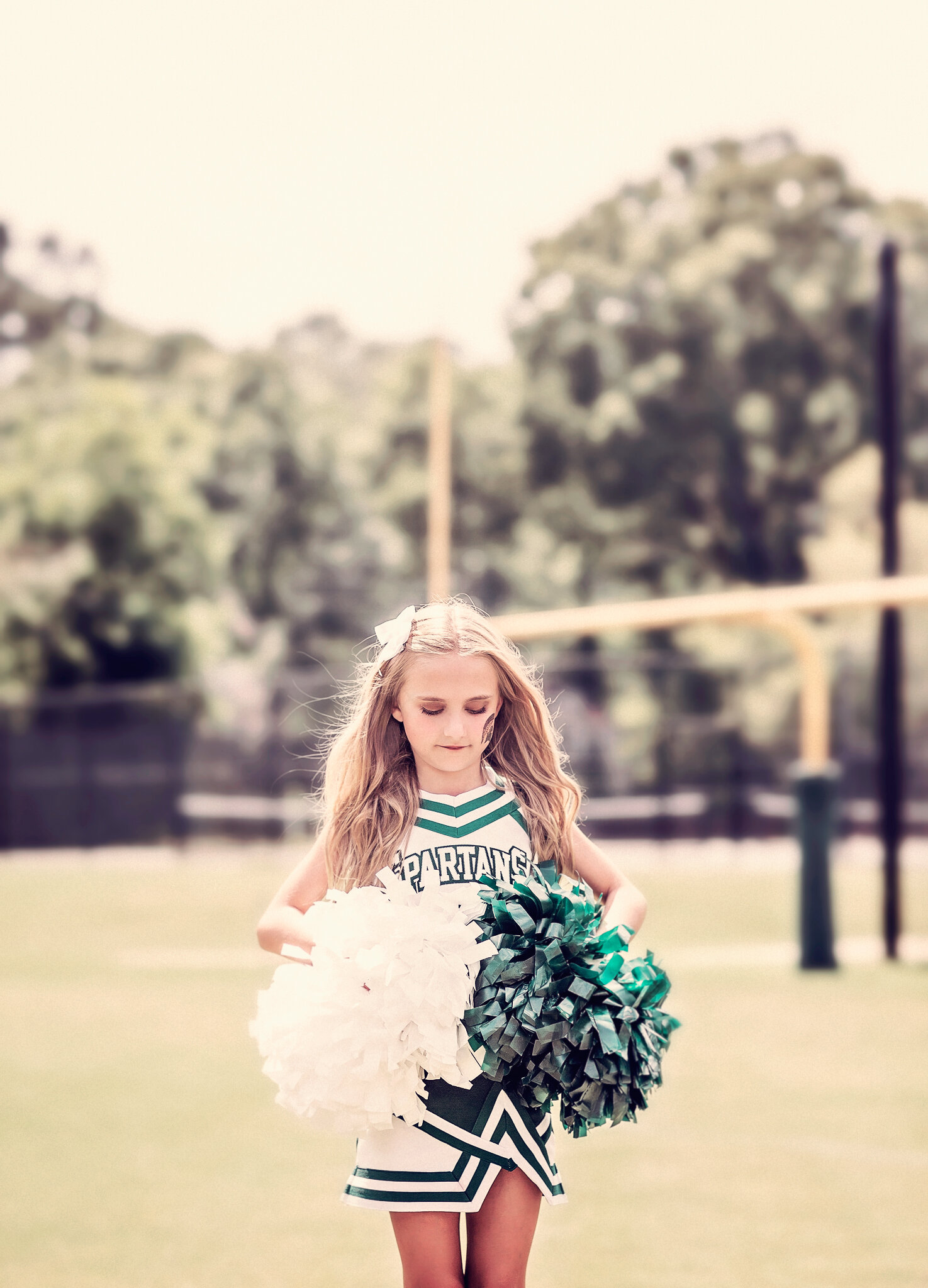 Cheerleading & Football Portraits  $300