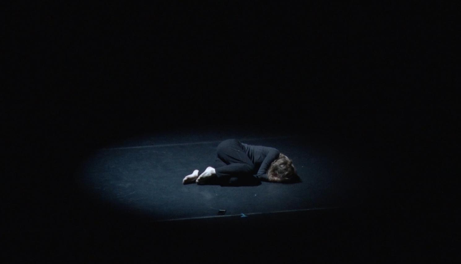 Sam Gaitsch in her final solo