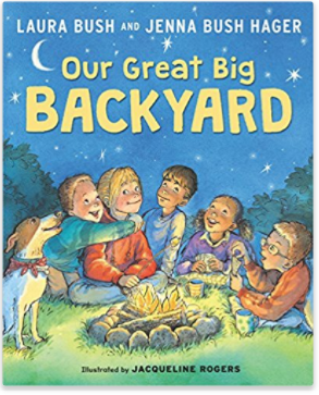 our great big backyard book