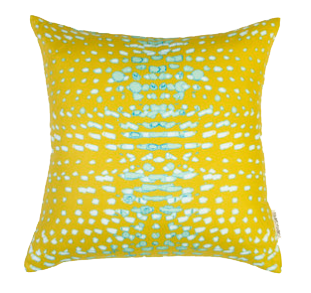 yellow pillow - sold at supply