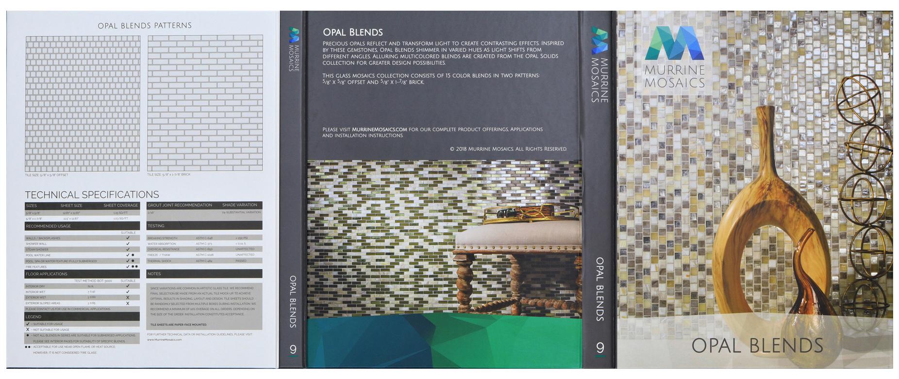 OPAL BLENDS - Outside