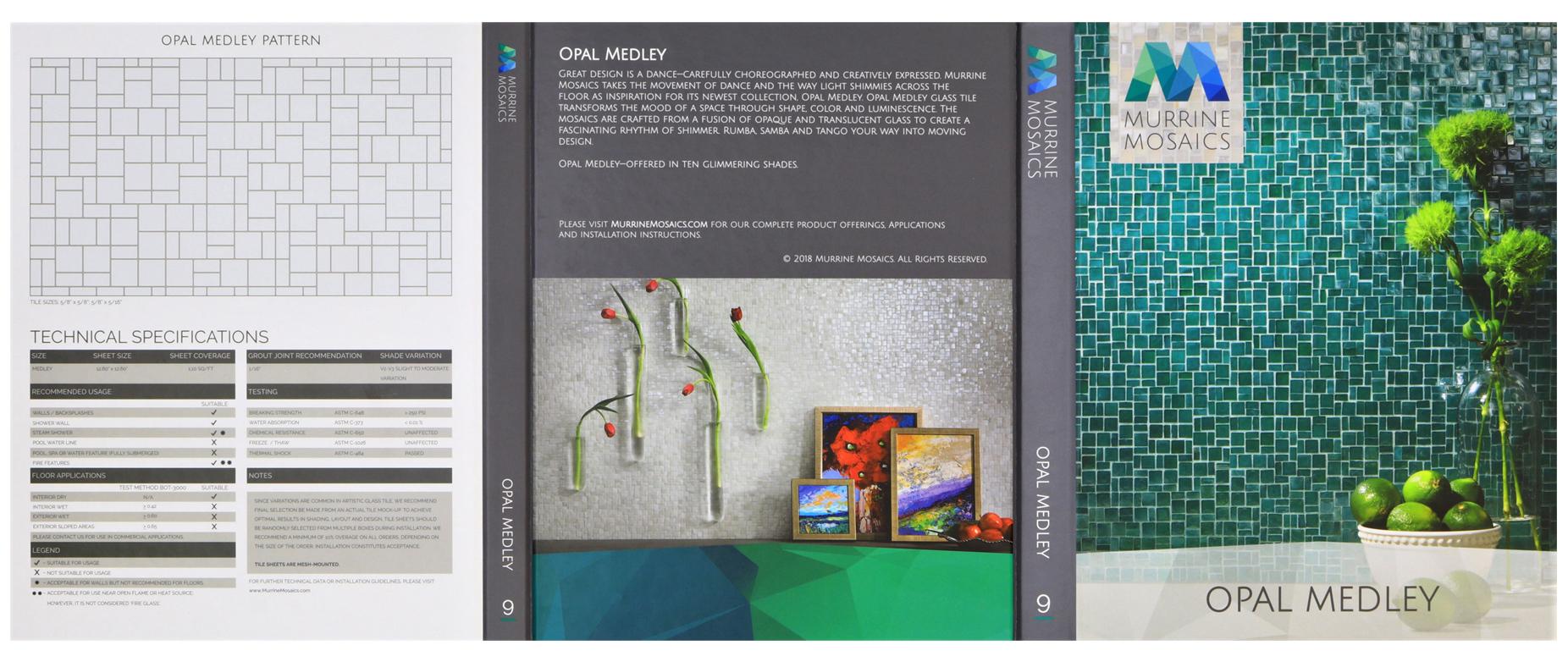 OPAL MEDLEY - Outside