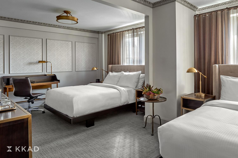 Hotel Phillips Queen Guestroom