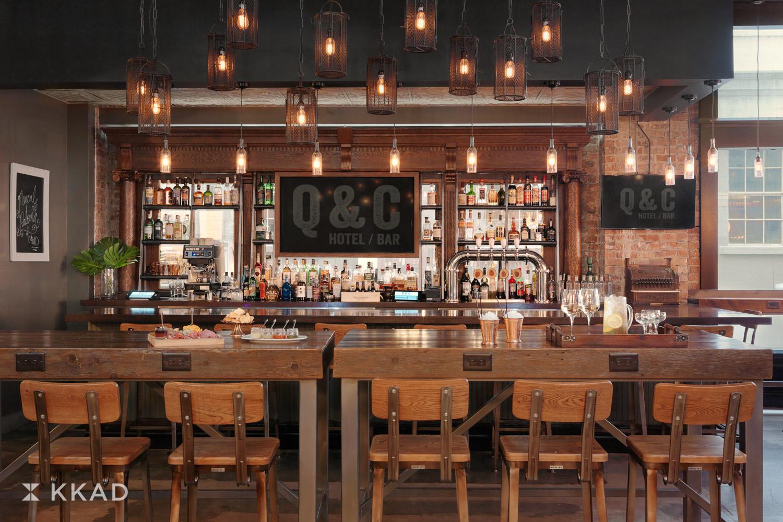 Q & C Hotel Bar