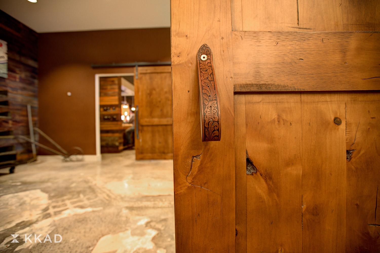 Cooper's Mill Barn Door