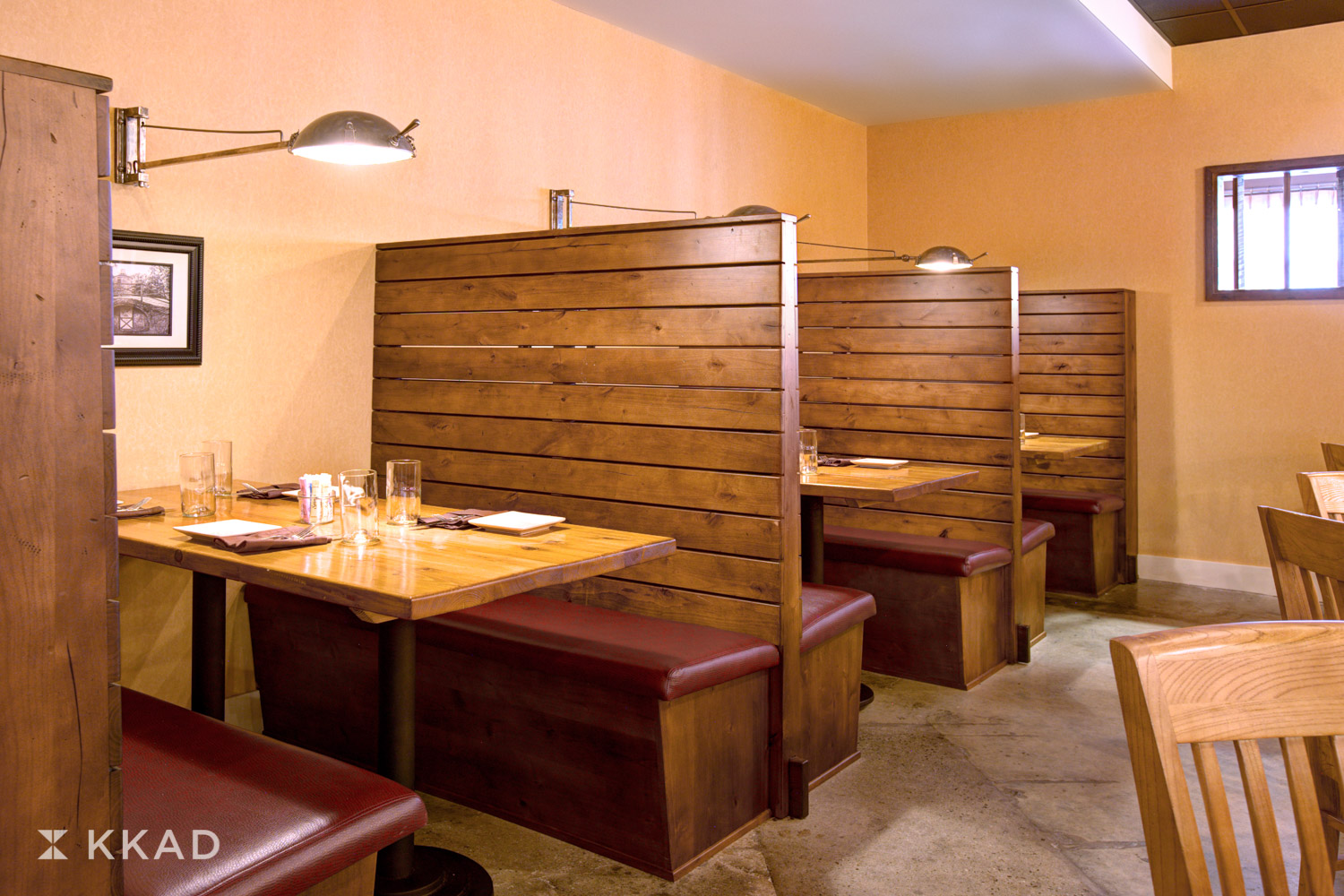 Cooper's Mill Booths