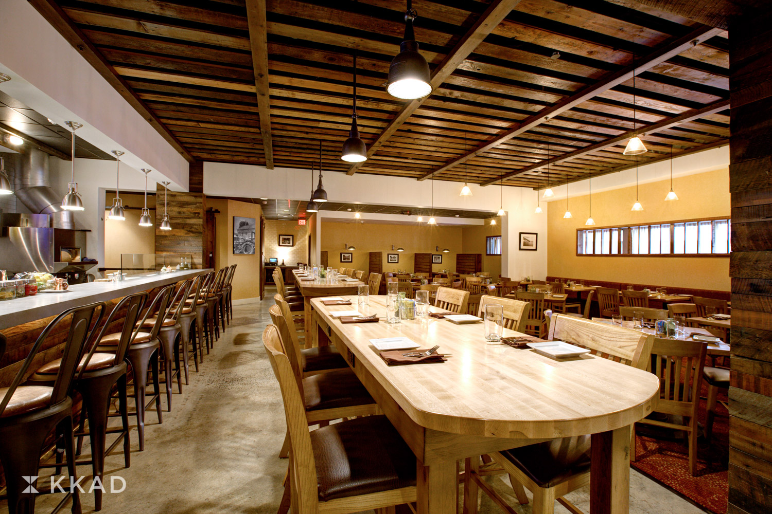 Cooper's Mill Dining Room