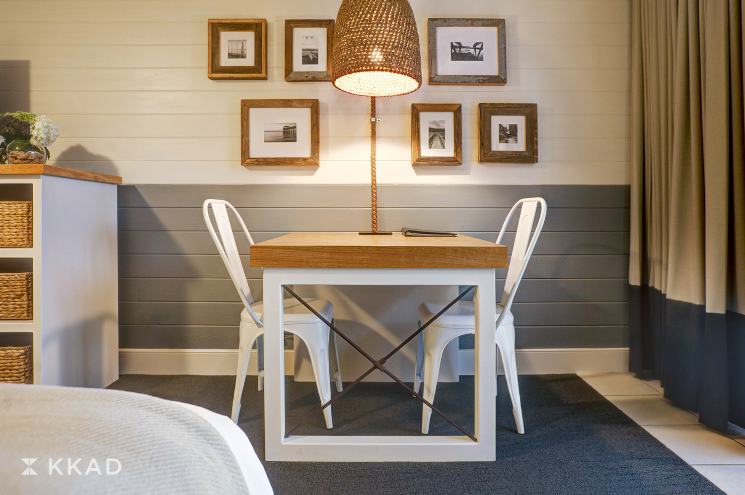 Beach House Guestroom Table