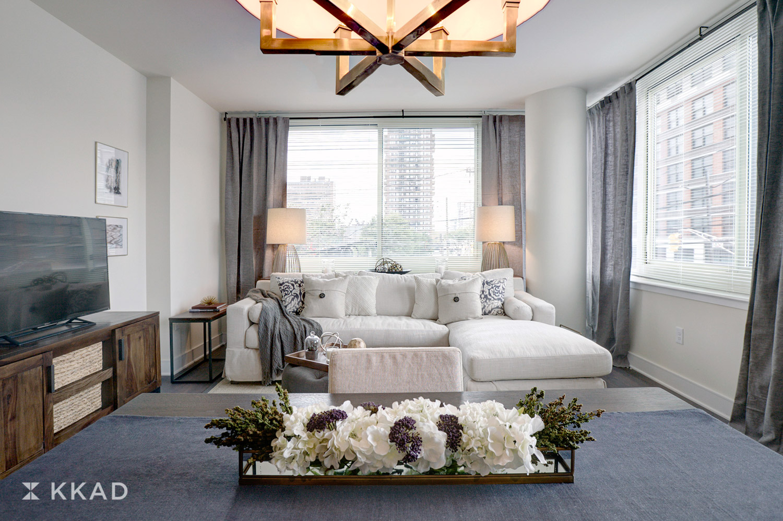 The Morgan Living Room