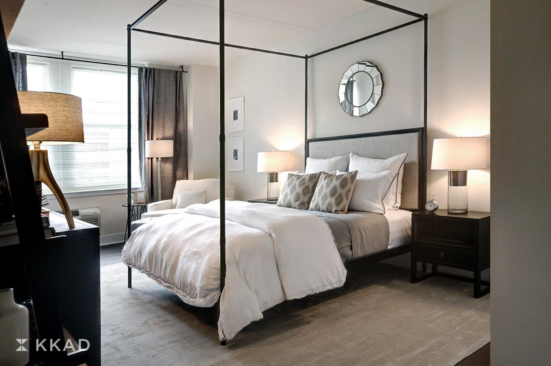 The Morgan Bedroom