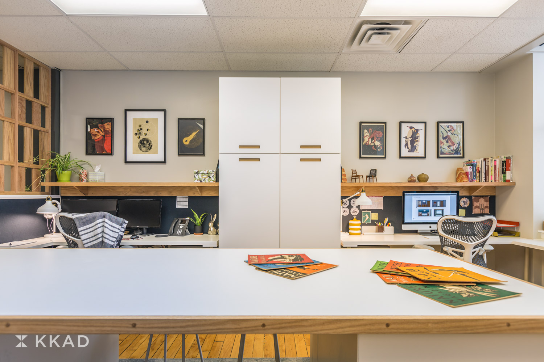 KKAD Newark Office Meeting Table