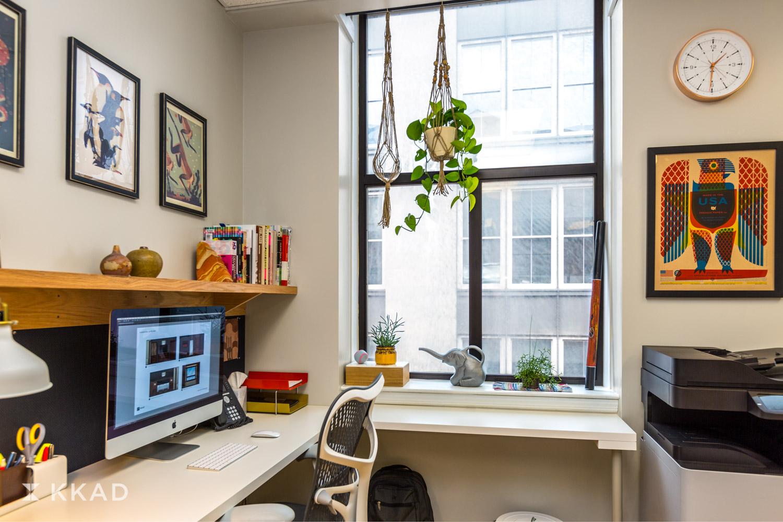 KKAD Newark Office Desk