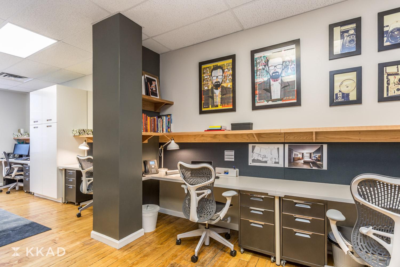 KKAD Newark Office Desks