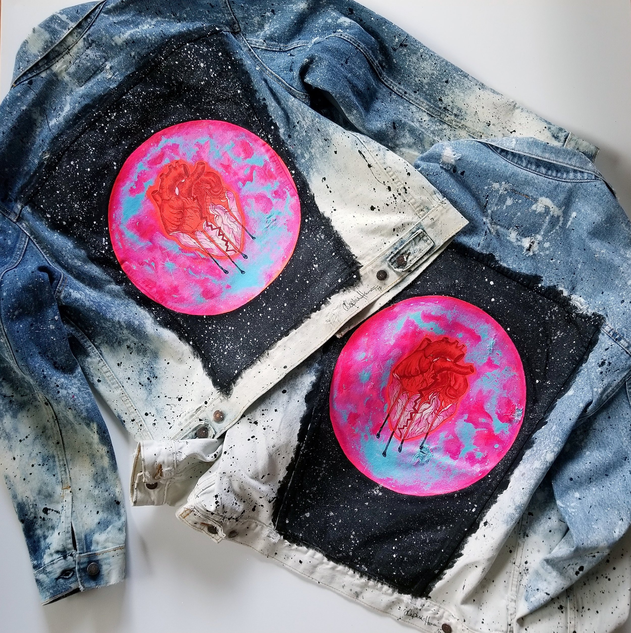 """Heartbreak on a Full Moon"" Jacket"