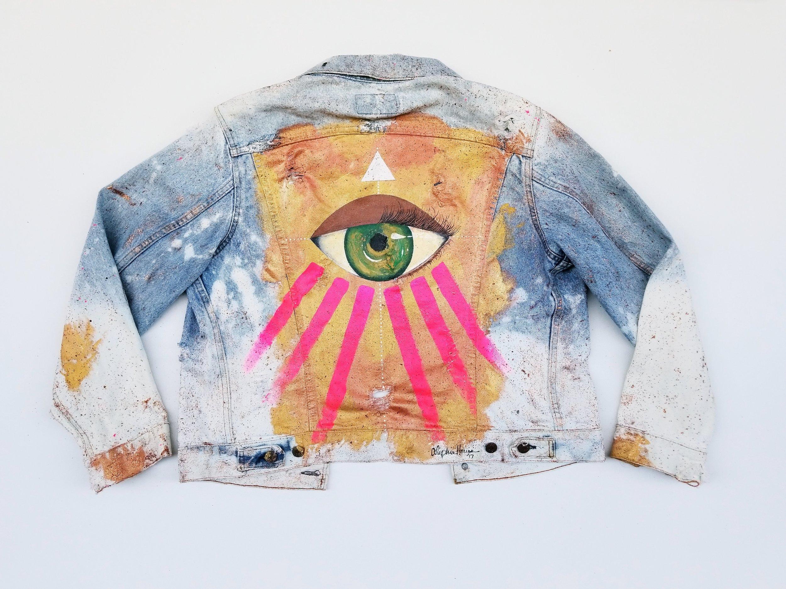 """""""Awakening"""" Jacket"""