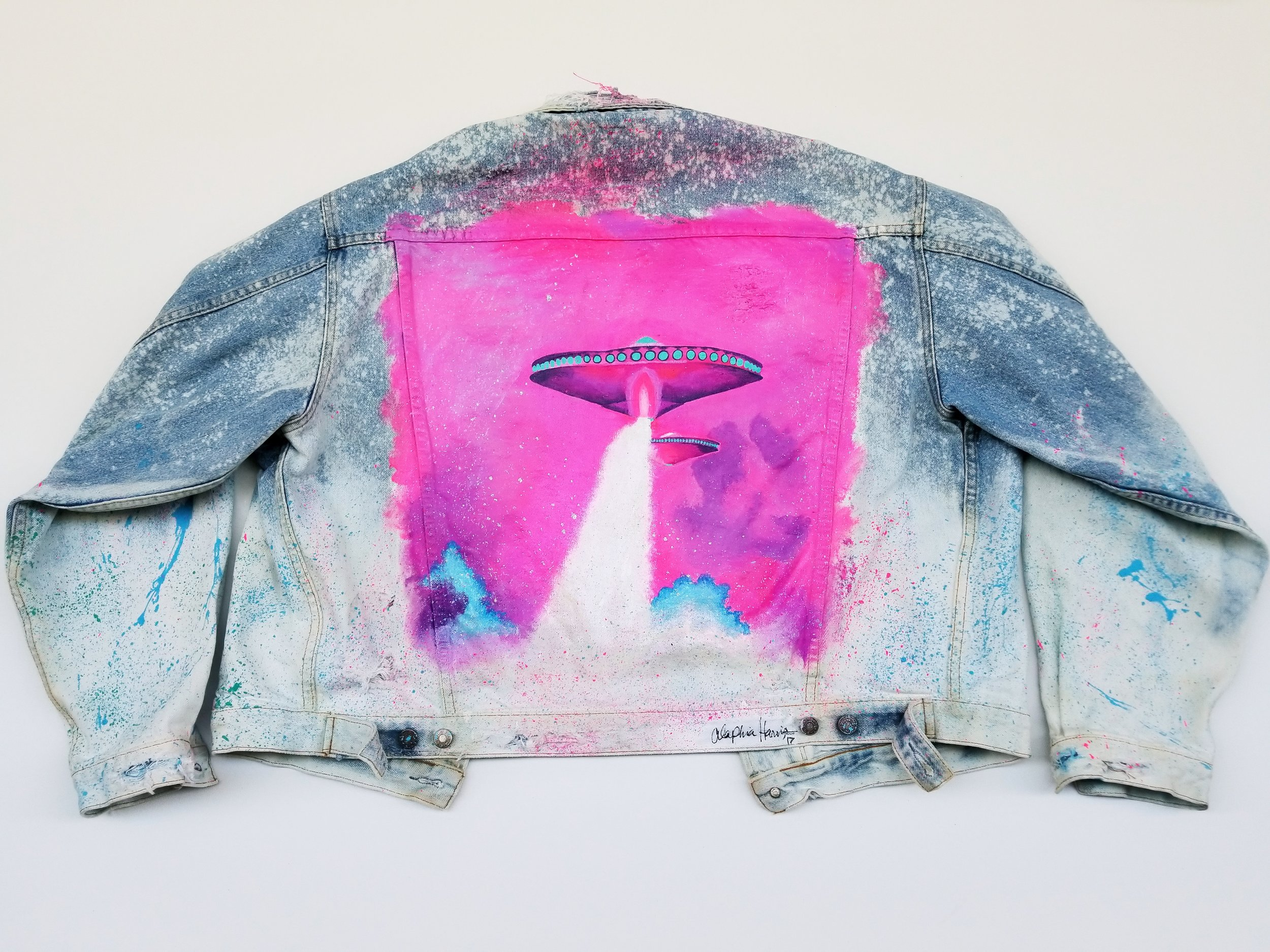 """The Disclosure"" Jacket"
