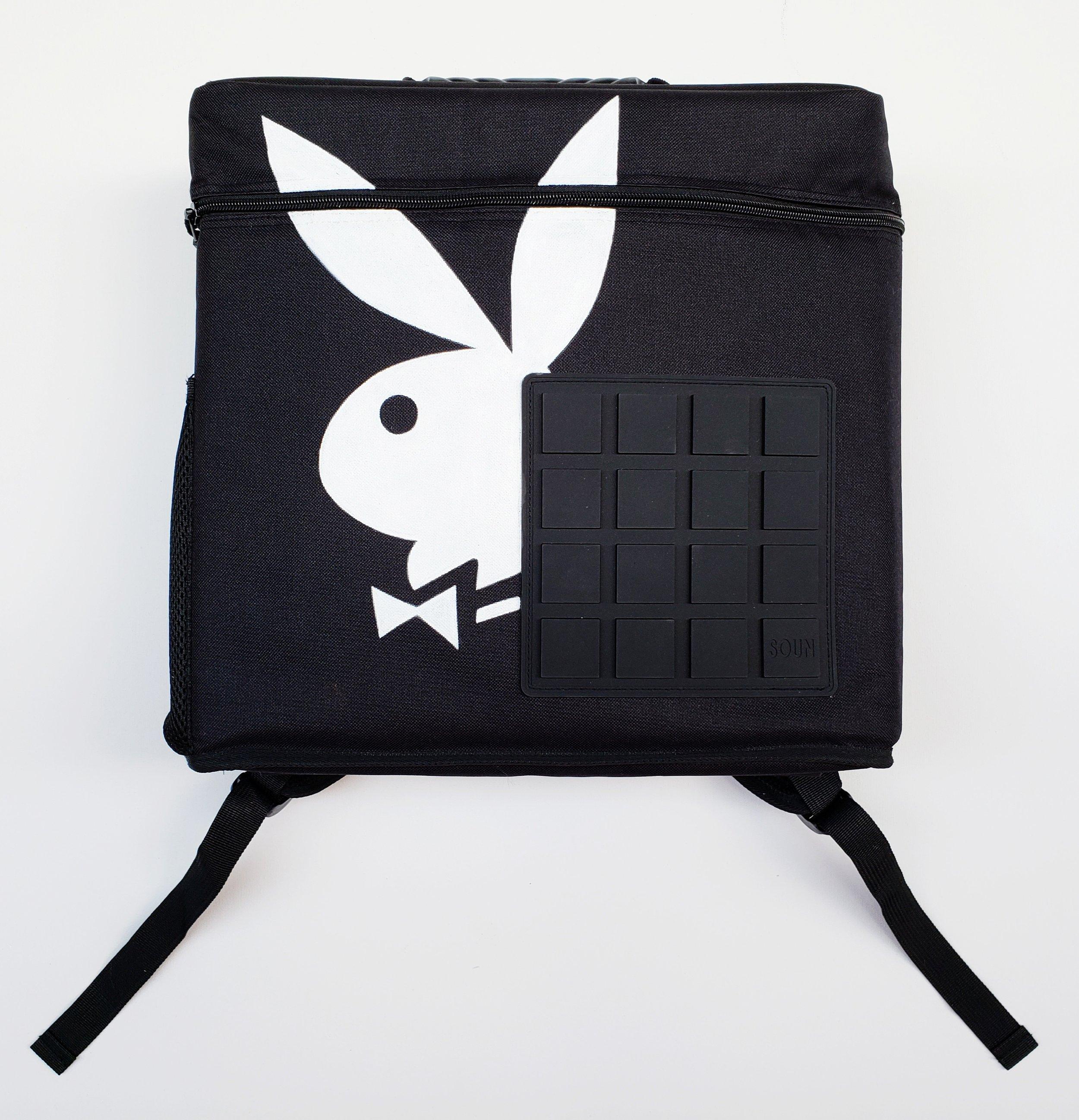 Playboy Logo Design on SounBag
