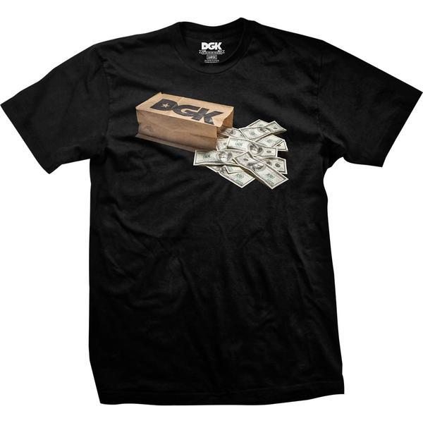 3. Money Bag Tee - Brand: DGKPrice: $26.95