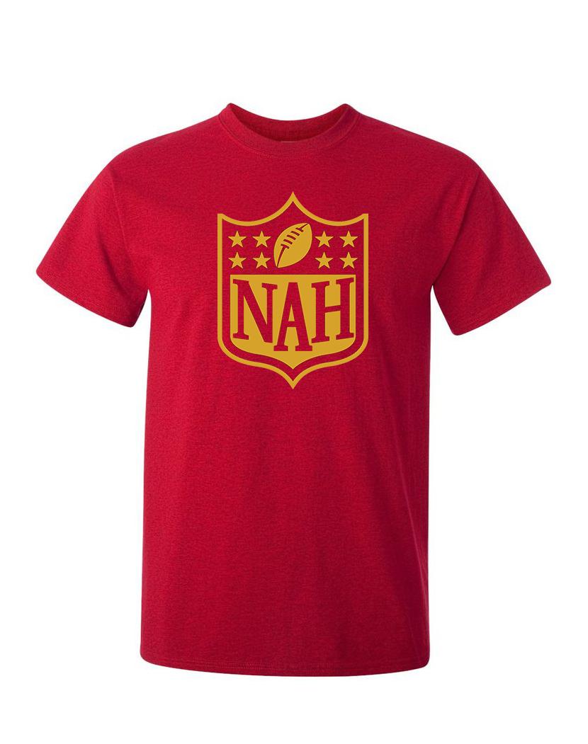 6. Nah NFL Protest Tee - Brand: Immortal RoyaltyPrice: $20.00