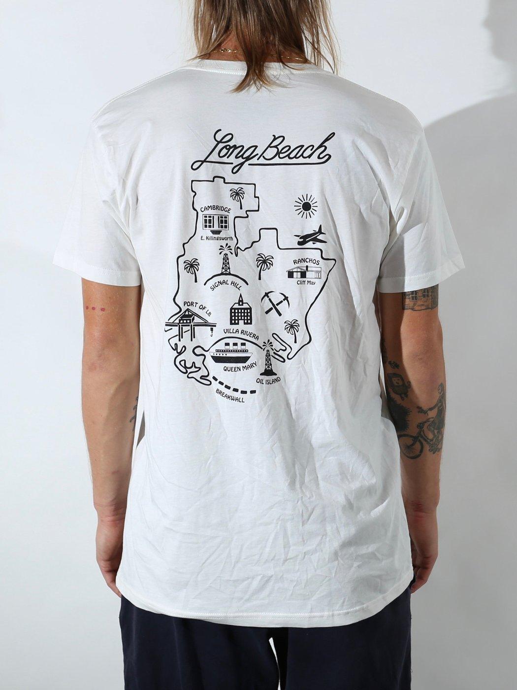 2. Souvenir Map Tee - Brand: PortPrice: $28.00