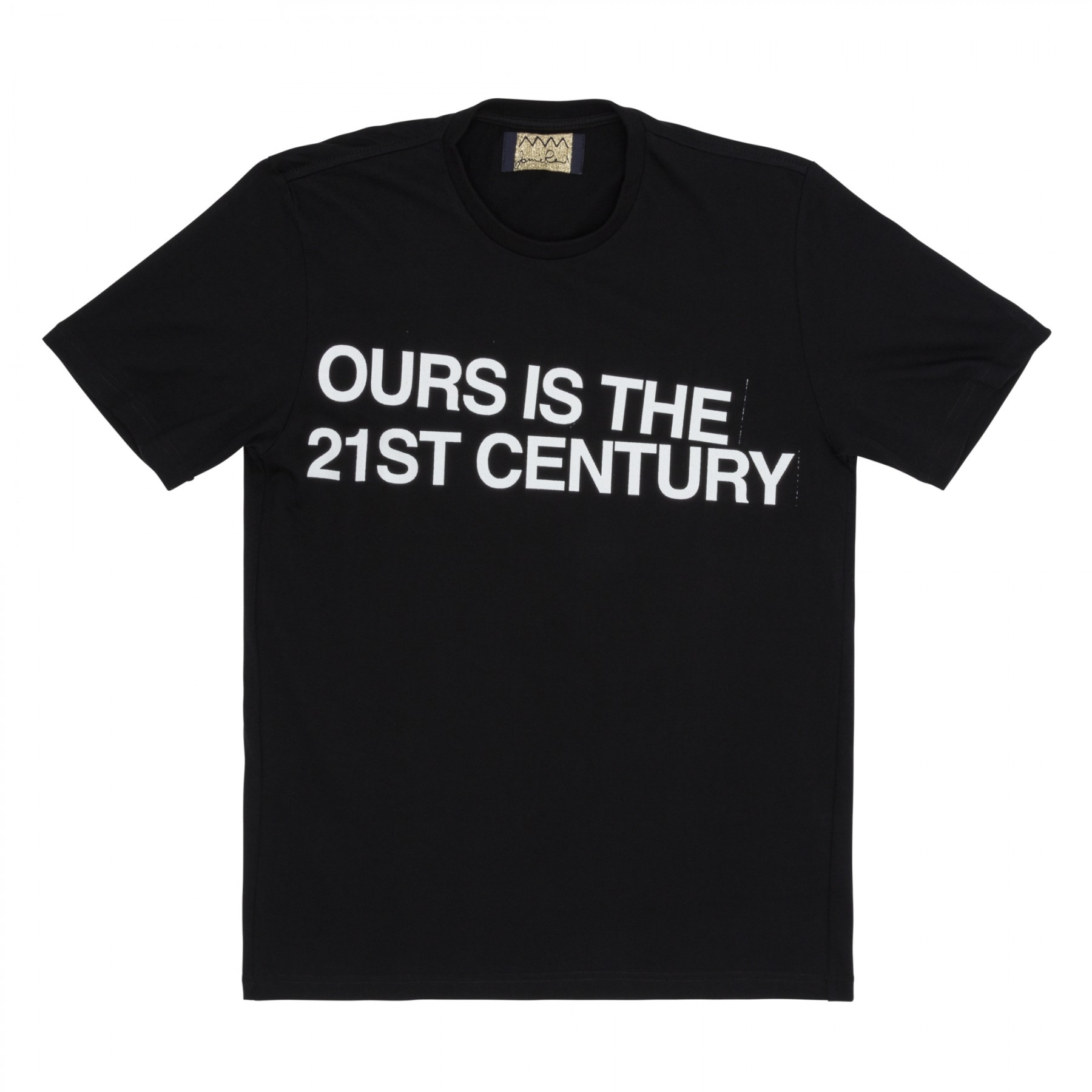 4. Ours is the 21st Century Tee - Brand: Ragged KingdomPrice: $70.00