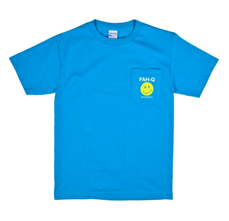 1. FAH-Q Pocket Tee - Brand: PatersonPrice: $27.00