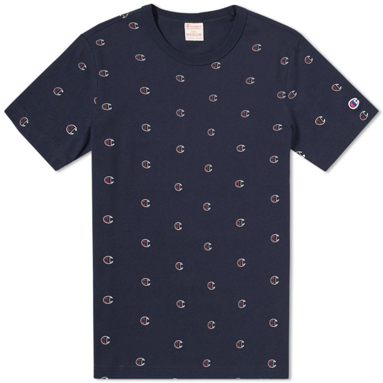 10. Reverse Weave All Over Tee - Brand: ChampionPrice: $49.00