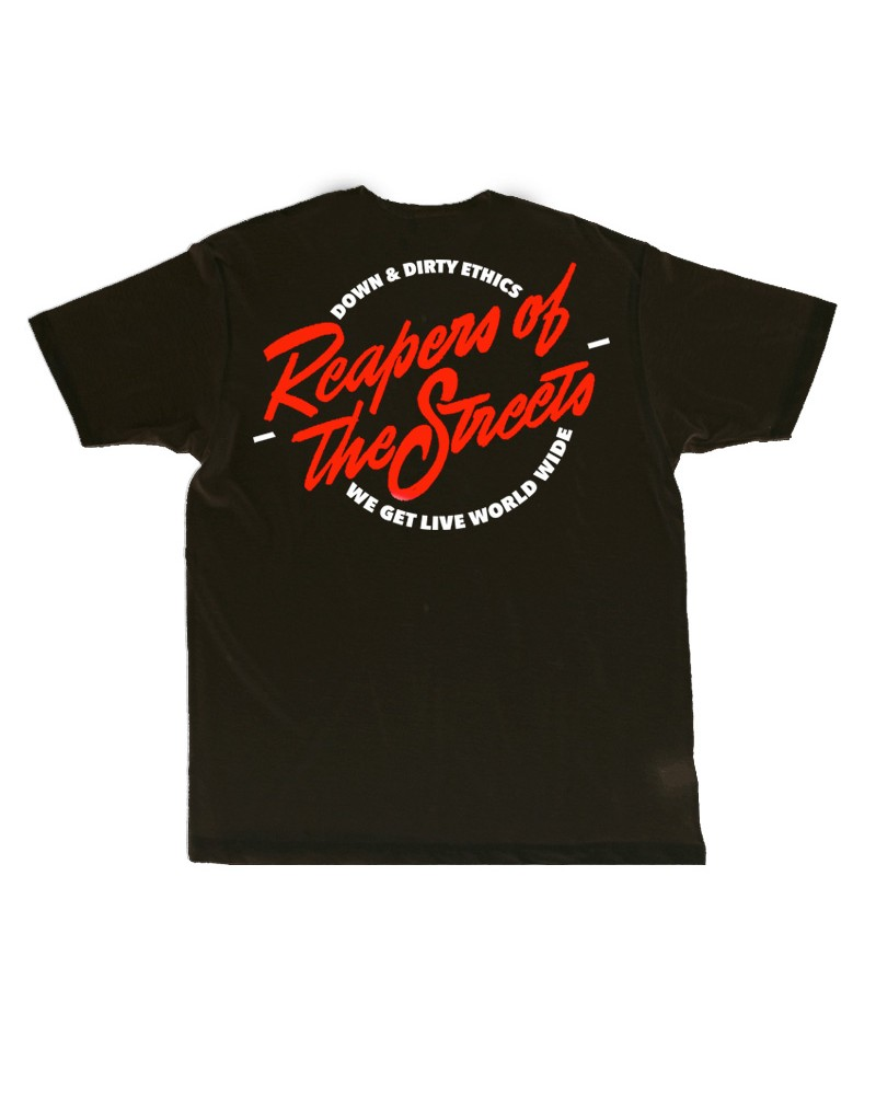 2. Reapers of the Streets Tee - Brand: D.A.D.E.Price: $30.00
