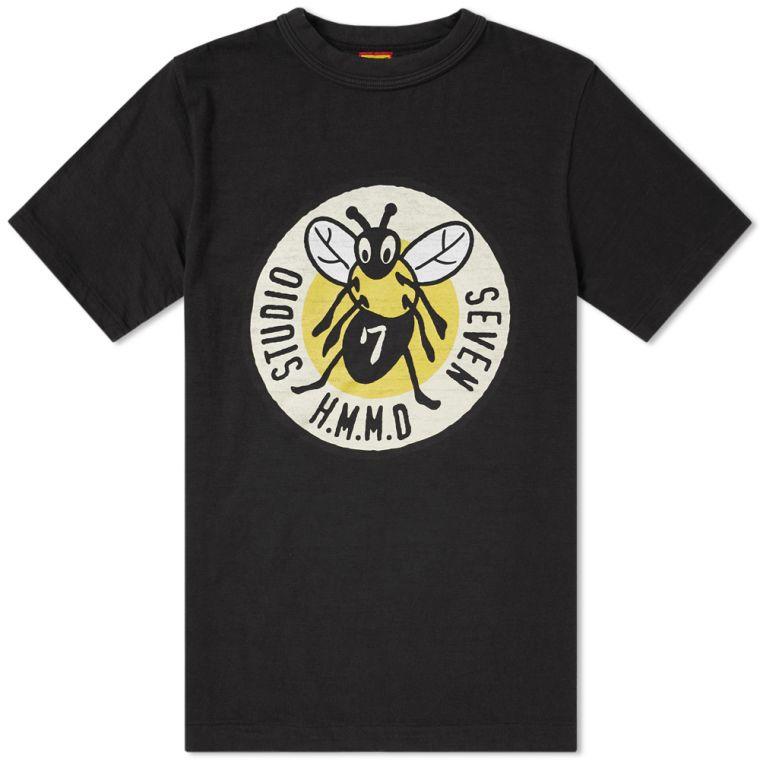 3. Human Made x Studio Seven Bumblebee Tee - Brand: Human MadePrice: $99.00