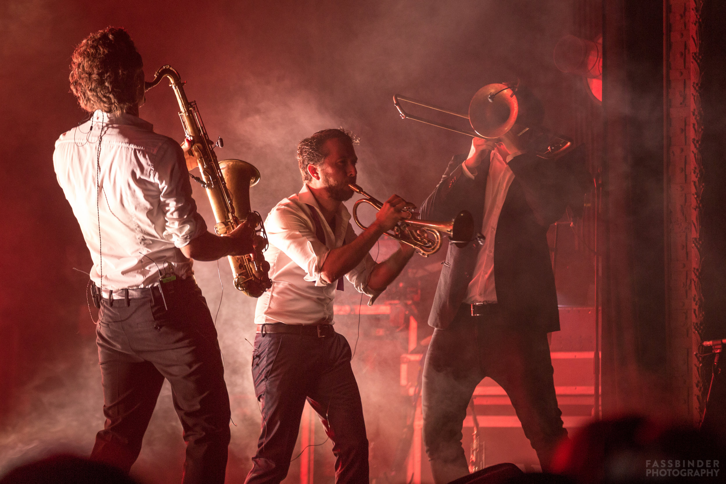 Parov Stelar @ Thalia Hall, Chicago, IL