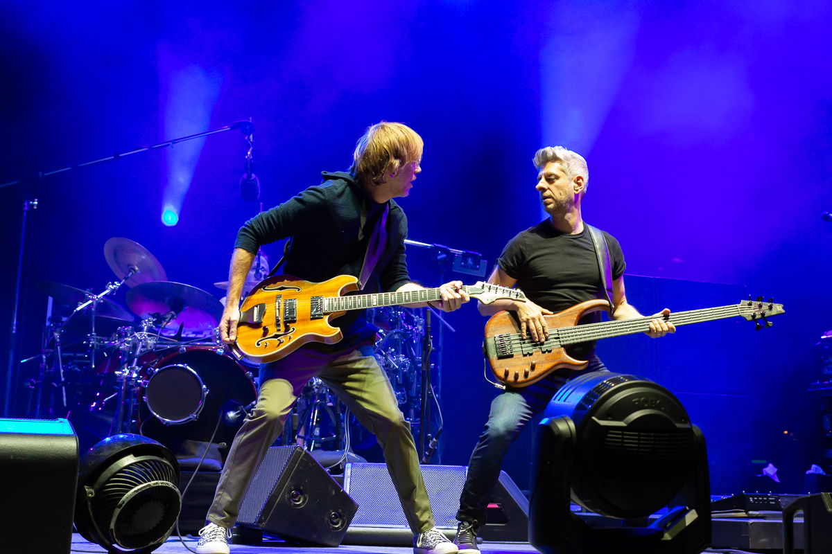 Trey and Mike, Phish