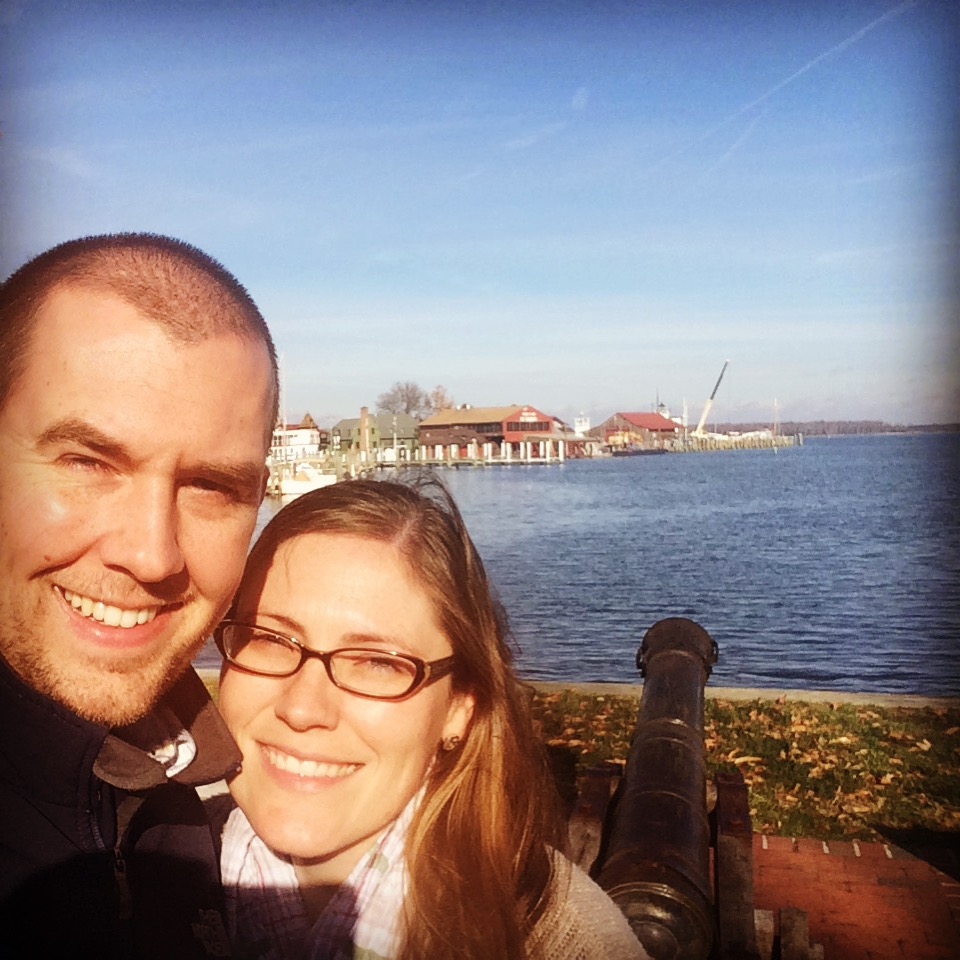 Blog author and church planter Andy McNeely and his wife, Janet