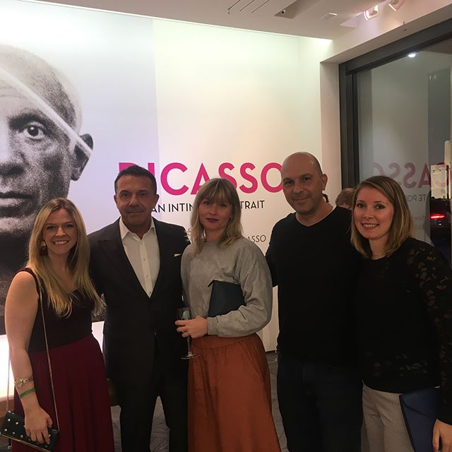 "Congrats to @berluti for a wonderful kick of to #artbasel2018 - what a treat to meet and greet with #olivierwidmaierpicasso celebrating his new book ""Picasso: An Intimate Portrait"" #booksigning #preparty #event #berluti #mdd #miamiartbasel #artbasel #spsworldwide #sps #picasso"