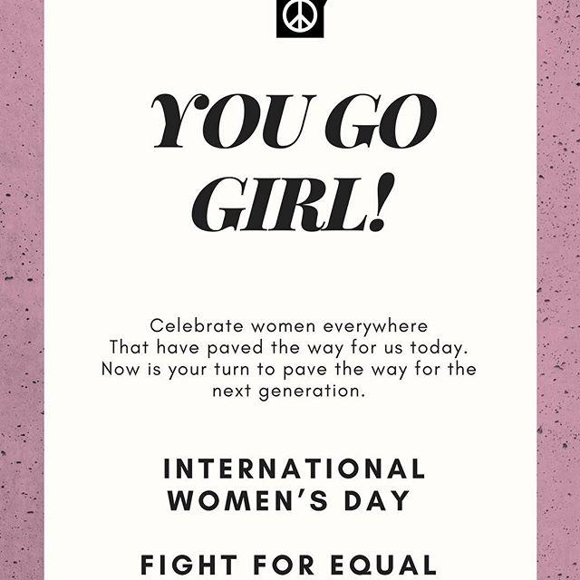 #skintaut celebrating international Women's Day!