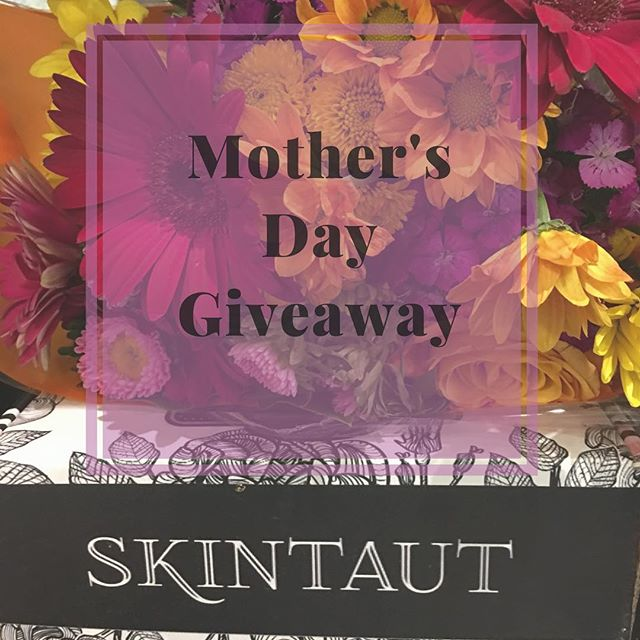How 2 enter - Follow us on Instagram and Facebook - Repost and tag us ( no private pages) - Use hashtag #skintautmothersday - Write at least 2 sentences why you love your mom ( aunt, sister or special person) - Whoever gets the most likes  between May 8- 11 will receive a FREE facial cleanser, a face mask and surprise bonus.#Skintaut #skintautmothersday