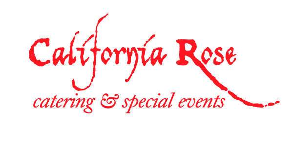 Catering por Sylvia Mendez, madre Dov Sims y California Rose Catering -