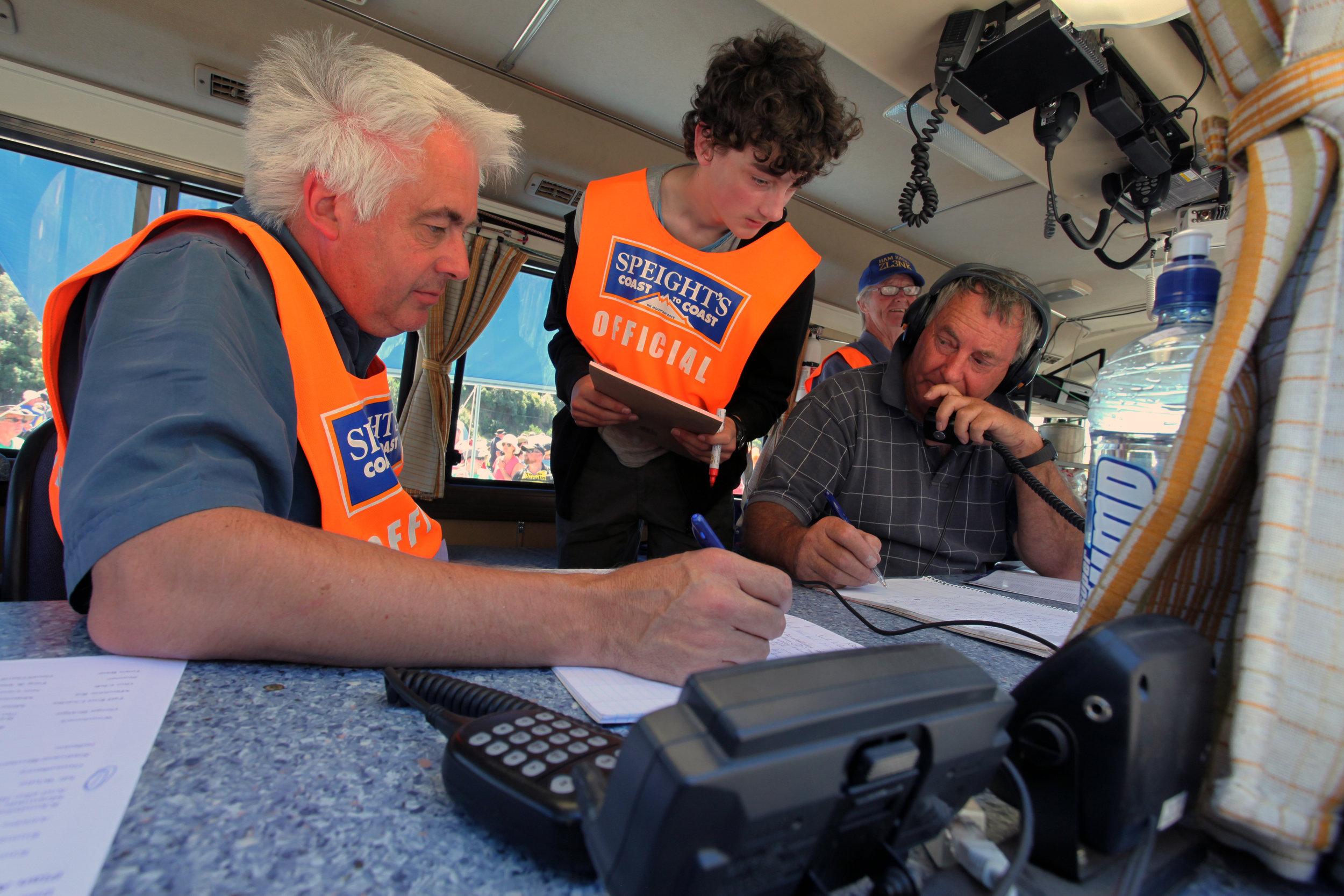 Amateur Radio Emergency Comms