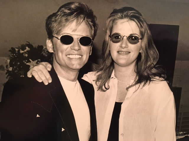 Terry with Trisha Yearwood