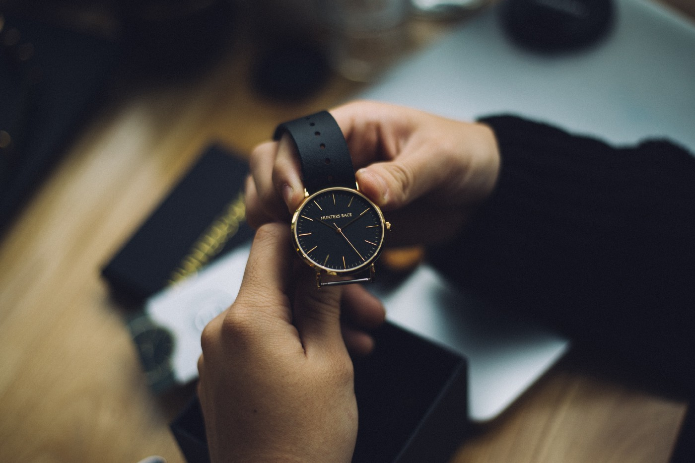Now's the Time To Take Matters Into Your Own Hands (Photo by  Hunters Race  on  Unsplash )