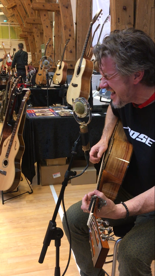 The Copenhagen Guitar show 2017