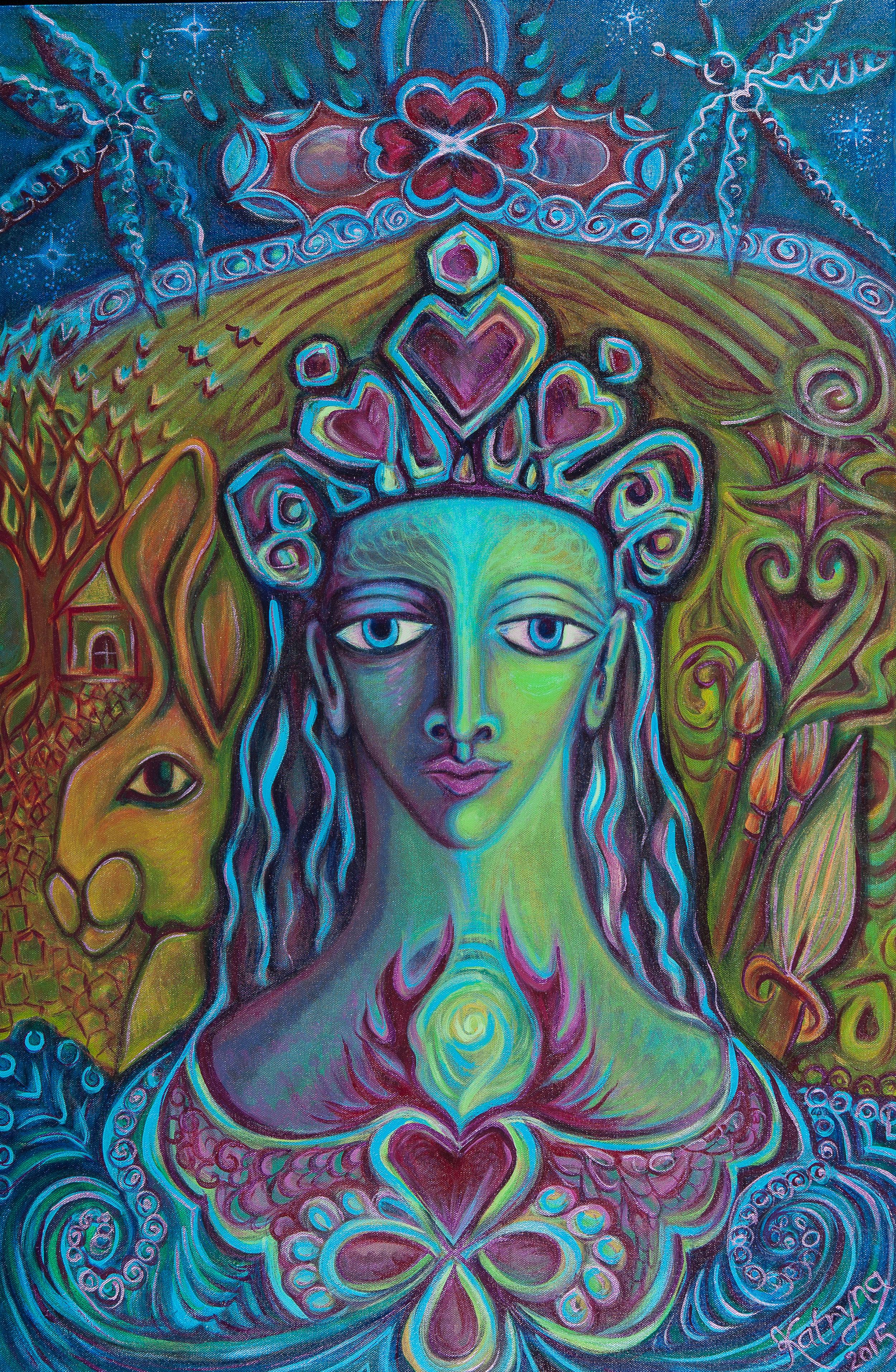 Queen of Heart & Home