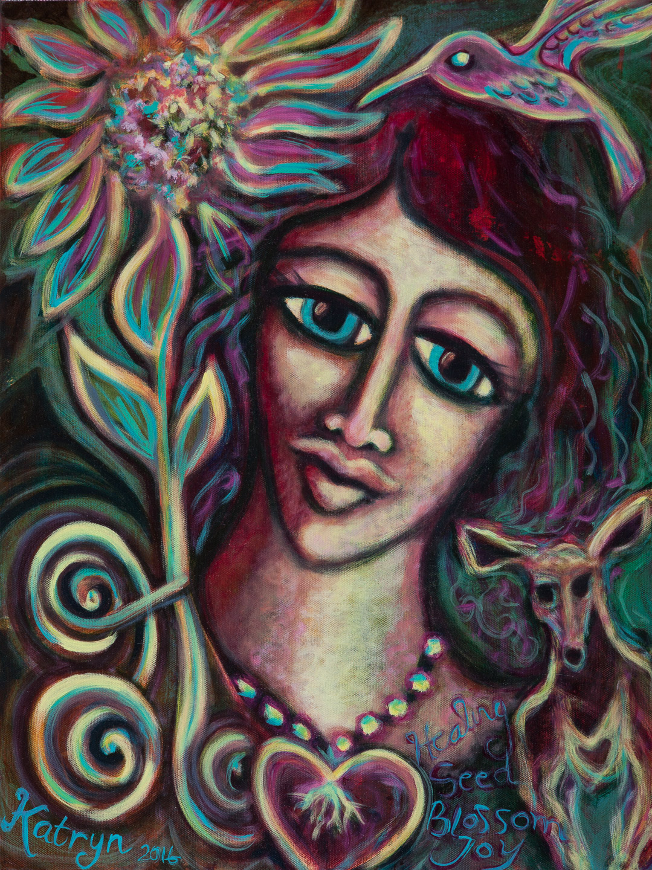 Healing Seed ~ Blossom Joy