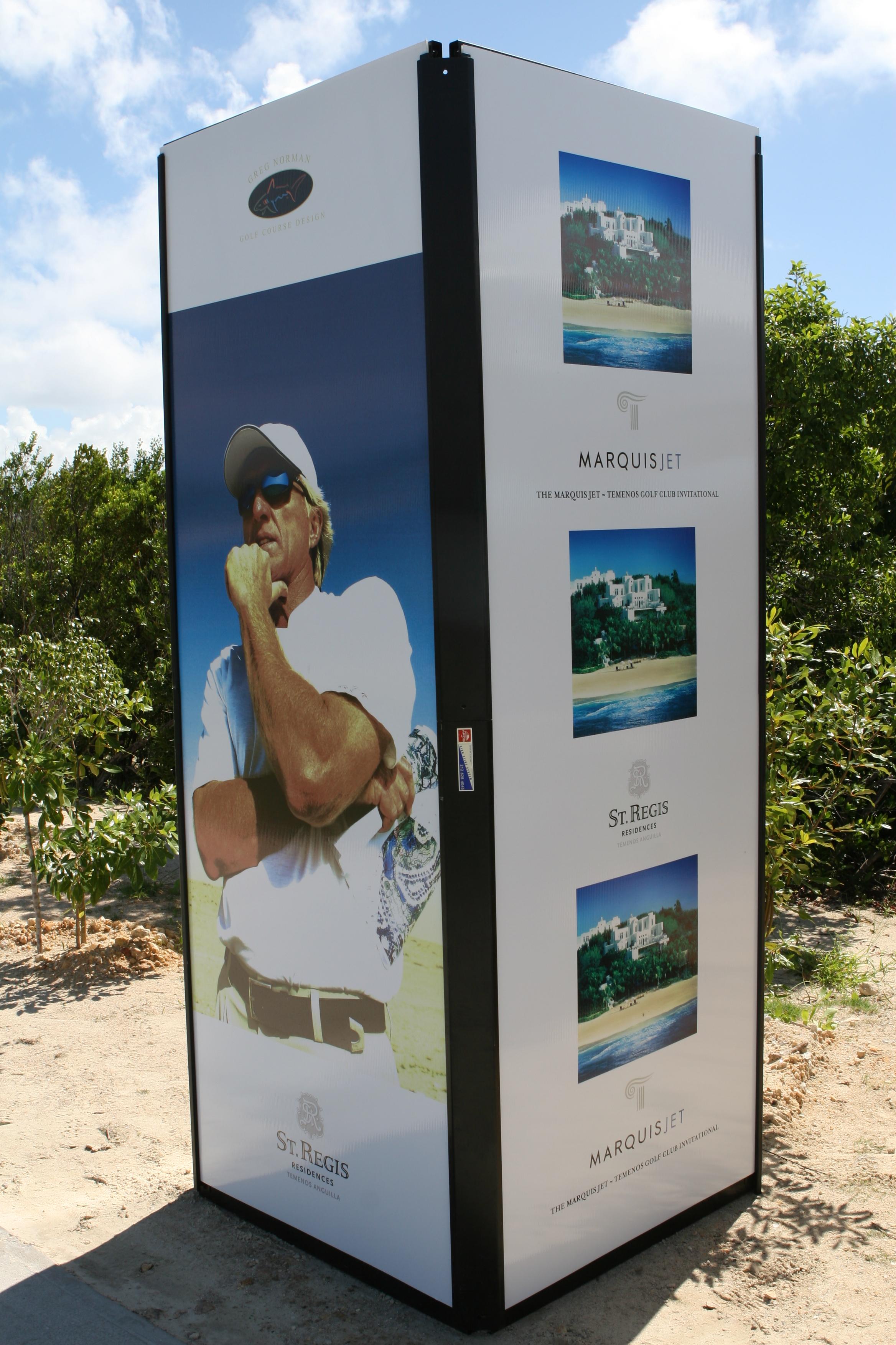 Greg Norman Golf Classic - SSS Tower