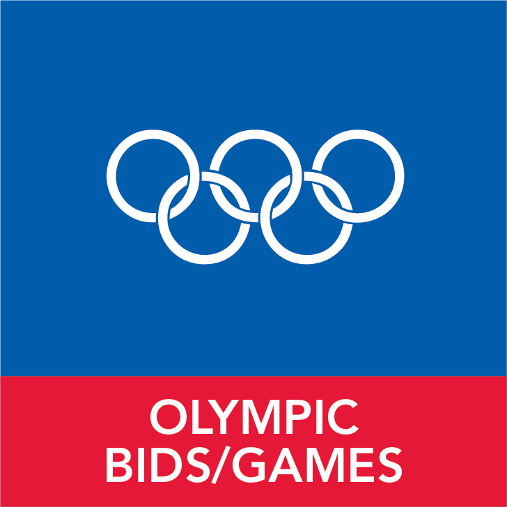 OLYMPIC BIDS/GAMES
