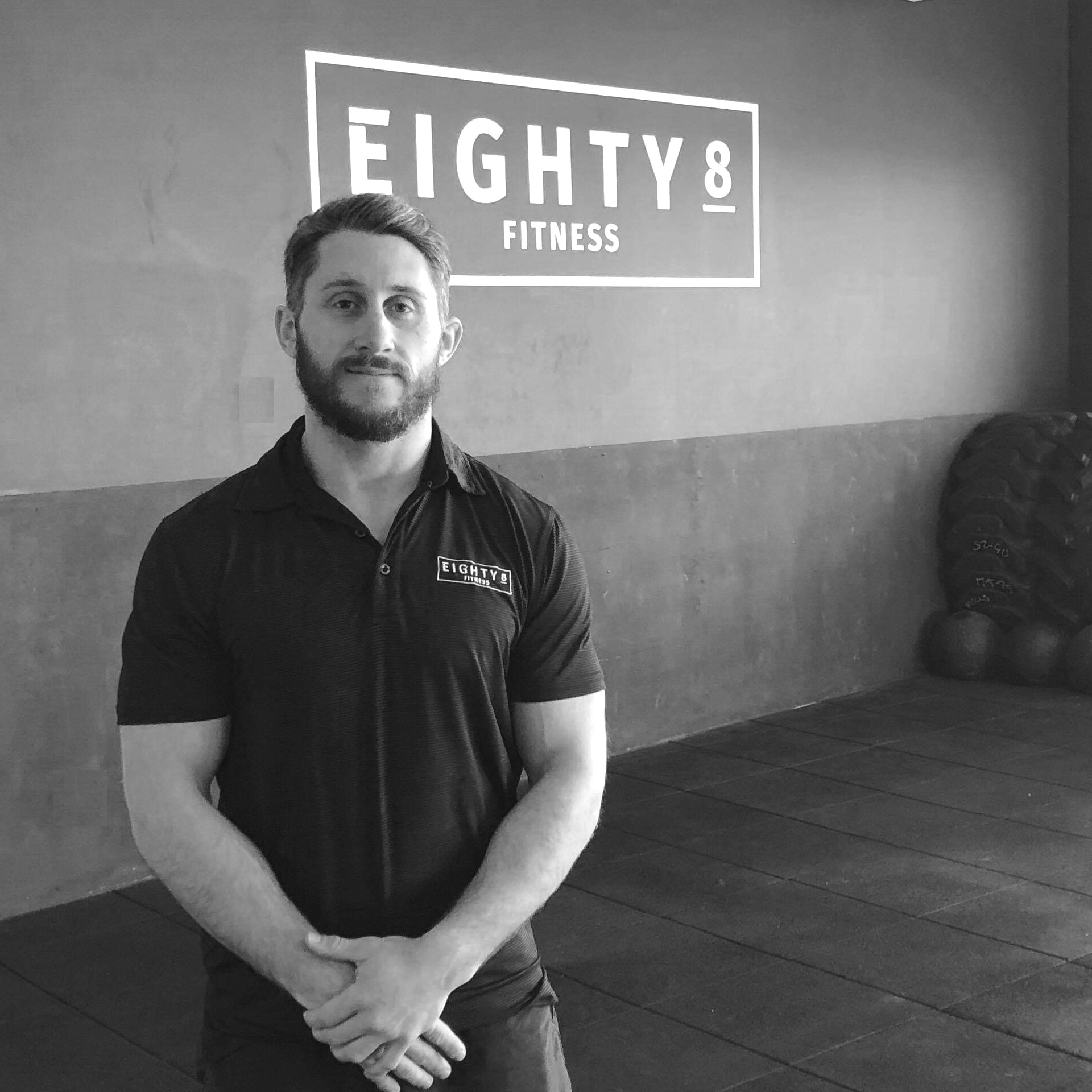 Health Coach & Trainer - Tyler Stevens - Eighty8 Fitness