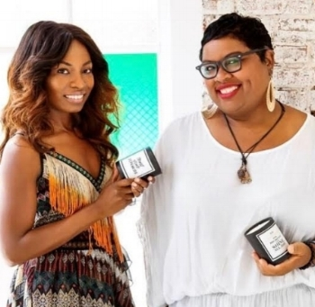 VALERIE WRAY+JOY FENNELL, THE 125 COLLECTION     This Harlem duo sells candles that will leave your mother's house smelling absolutely divine. The candles also have fun phrases on them. Coming in verbena and bamboo scents, we recommend the You Are Wonderful candle for this special holiday.